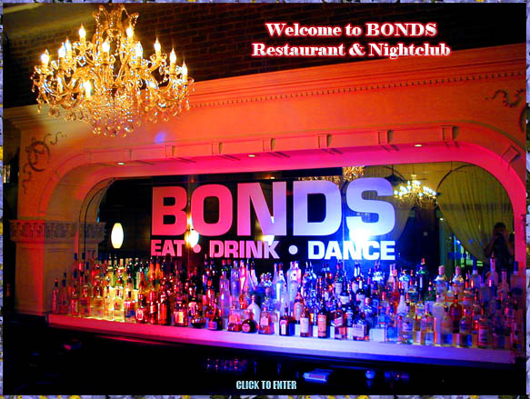 Bonds New York Restaurant