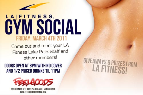La fitness coupon code
