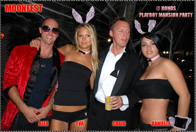 Nightclub Moonfest Clematis Street West Palm Beach Click Image For Next