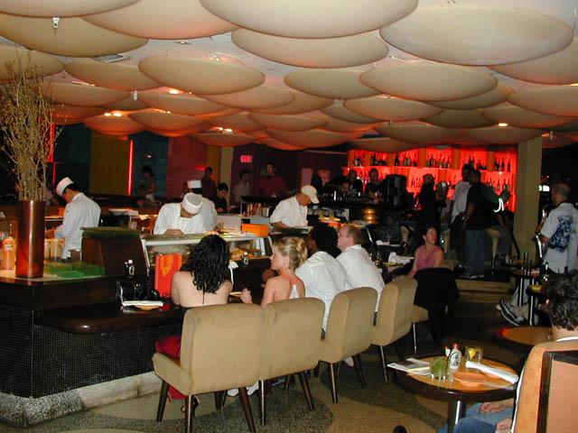 Florida Restaurants Sushi Samba Restaurant And Nightclub Lincoln Road South Beach Miami Nightclubs Clubs Nightlife Nitelife