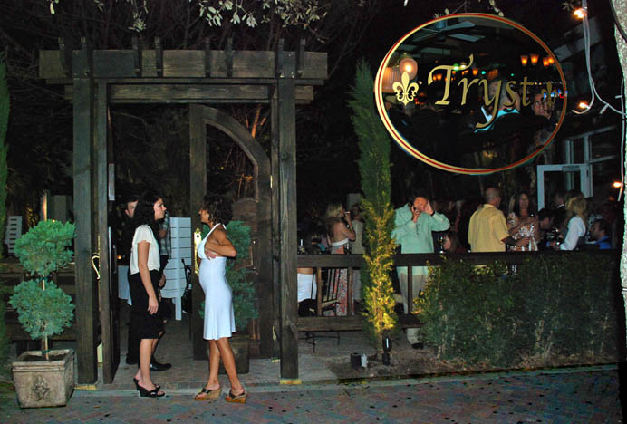 Tryst Restaurant Delray Beach Florida Butch Robert Johnson Rodney Mayo Scott Frielich Restaurants Nightclub Nightlife